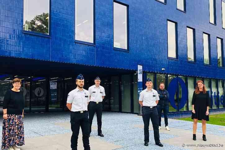 Politiezone Vlas verwelkomt twee nieuwe medewerkers