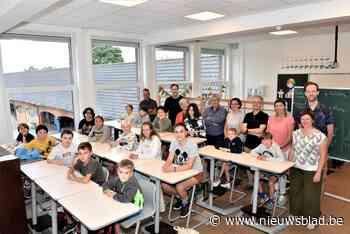 Al 140 leerlingen voor DKO Harelbeke-Kuurne