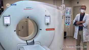 Ziekenhuis van Diest neemt gloednieuwe CT-scanner in gebruikt - ROB-tv