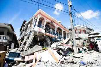Mol schenkt noodhulp aan door aardbeving getroffen Haïti