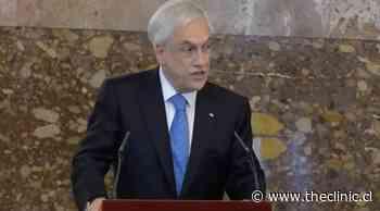 """Piñera ante el Rey español: Valores de España """"hicieron posible que Colon, buscando ruta hacia las Indias, descubriera América"""" - The Clinic"""