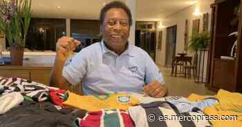 La leyenda del fútbol Pelé se recupera de una cirugía de colon - MercoPress