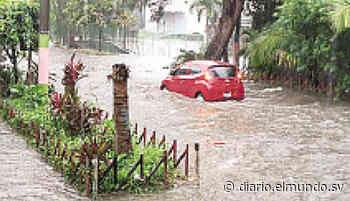 Intervendrán dos cárcavas para evitar que lluvia llegue a colonia Santa Lucía - Diario El Mundo