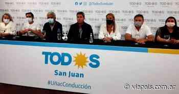 Capital, Iglesia, Rivadavia y Santa Lucía: los cuatros departamentos sanjuaninos donde perdió el oficialismo - Vía País