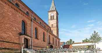 140 Jahre Kirche St. Martin in Bexbach - Saarbrücker Zeitung