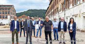 1,4 Millionen Euro für den Umbau von Mettlach - Saarbrücker Zeitung