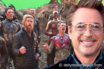 Robert Downey Jr. Shockingly Unfollows Marvel Cast- Daily Research Plot - Daily Research Plot