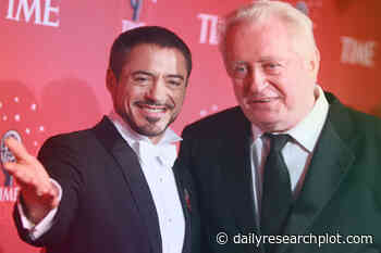 Robert Downey Jr: Emotional Post After Death Of- Daily Research Plot - Daily Research Plot