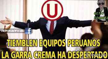 Universitario vs. San Martín: los mejores memes tras la victoria crema - Libero.pe