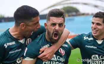 Entrenador ganador: Universitario ganó 2-0 contra San Martín en el debut del Goyo Pérez - Bolavip