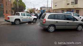 Hospitalizan a una joven ciclista tras un accidente en barrio Universitario - Telefe Bahia Blanca