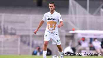 Pumas: Pablo Bennevendo, el segundo debut universitario en el Apertura 2021 - Diario Deportivo Récord