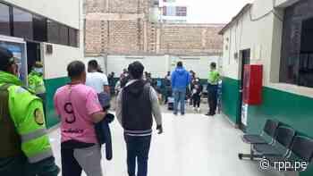 San Miguel: PNP interviene a más de 25 sujetos tras enfrentamiento entre barristas en avenida La Marina - RPP Noticias