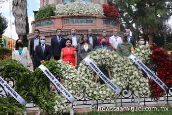 Develan programa de Fiestas Patrias 2021 en Dolores Hidalgo - News San Miguel - News San Miguel