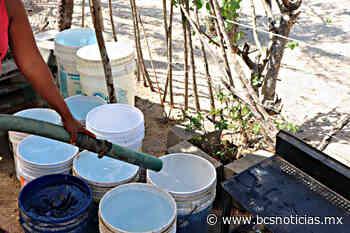 Desladora de Cabo San Lucas ya funciona al 100%, tras impacto de Olaf, dice Oomsapas - BCS Noticias