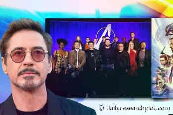 Why Robert Downey Jr. Unfollows Marvel Cast- Daily Research Plot - Daily Research Plot
