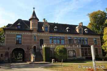 Op ontdekking in Kasteel Cantecroy (Mortsel) - Gazet van Antwerpen