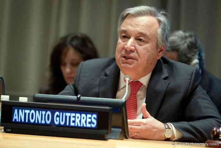 UN Head Urgently States 'We Need Multilateralism With Teeth'