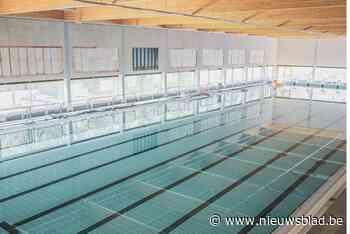 """Ruimere openingsuren voor nieuw zwembad: """"Open van 6 tot 21 uur"""""""