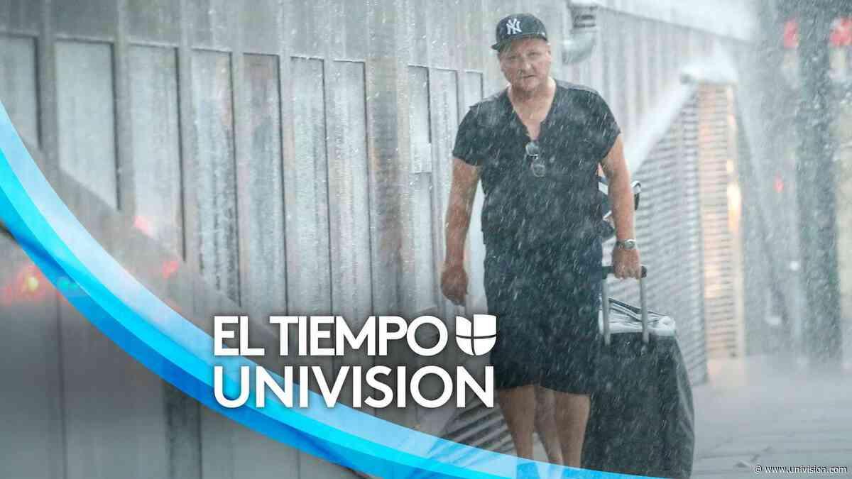 Nublados y lluvias para este martes en San Antonio y otras zonas por el paso de Nicholas - Univision 41 San Antonio