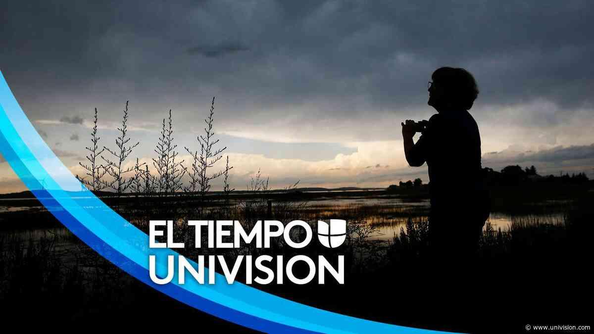 Tiempo en San Antonio: inicio de semana con nubosidad y altos niveles de humedad - Univision 41 San Antonio