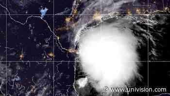 Corpus Christi reporta apagones debido a la tormenta tropical Nicholas - Univision