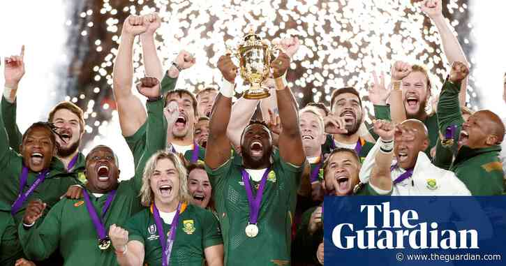 RFU confirms England will bid to host 2031 Rugby World Cup