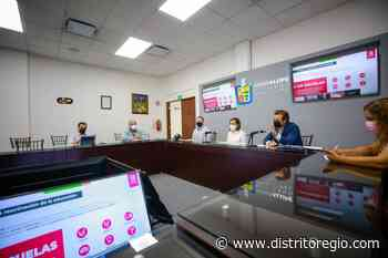 Empresarios de Guadalupe se suman para rehabilitar escuelas - Distrito Regio