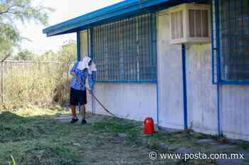 Gobierno y empresarios de Guadalupe se unen para rehabilitar escuelas - POSTA