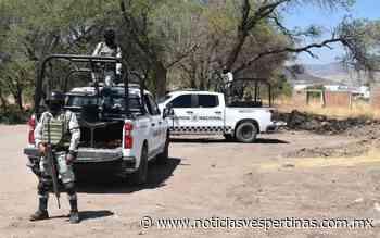 Guardia Nacional encuentra bolsas con restos humanos en Lomas de Guadalupe - Noticias Vespertinas