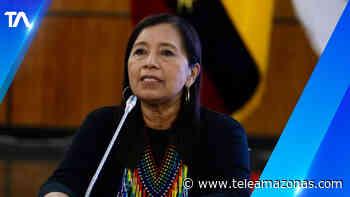 CREO tilda de inapropiadas e inoportunas las declaraciones de Guadalupe Llori - Teleamazonas