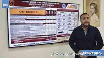 Detienen a líder de grupo criminal en el Valle de Guadalupe - El Mexicano Gran Diario Regional
