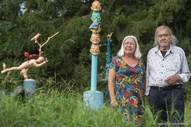 Koppel Raymond Minnen en Maria Van Grieken stelt tegelijkertijd tentoon in 't Getouw