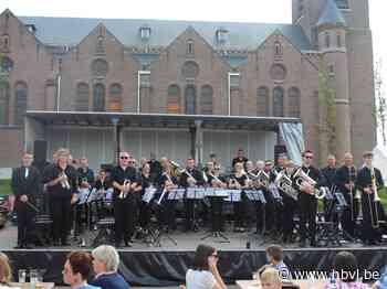 Eerste optreden voor BrassBand Zuid-Limburg - Het Belang van Limburg