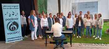 Popkoor Vocal4's zingt op festival 'in de NOF' - Het Belang van Limburg