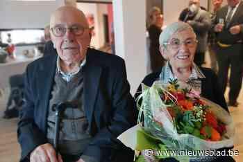 Raphaël en Madeleine zijn vijfenzestig jaar getrouwd (Roeselare) - Het Nieuwsblad