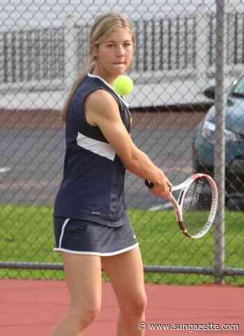 Montoursville fall at home to Danville in girls tennis - Williamsport Sun-Gazette