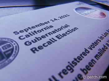 California Recall: Where To Vote In Danville - Patch.com