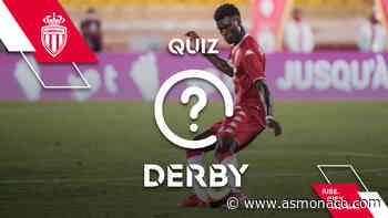 Quiz spécial Derby : gagne un maillot de l'AS Monaco ! - AS Monaco