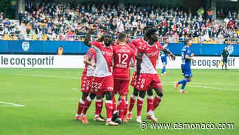 Le groupe de l'AS Monaco pour le choc face à Marseille - AS Monaco