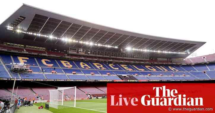 Barcelona v Bayern Munich, Malmö v Juventus: Champions League – live!