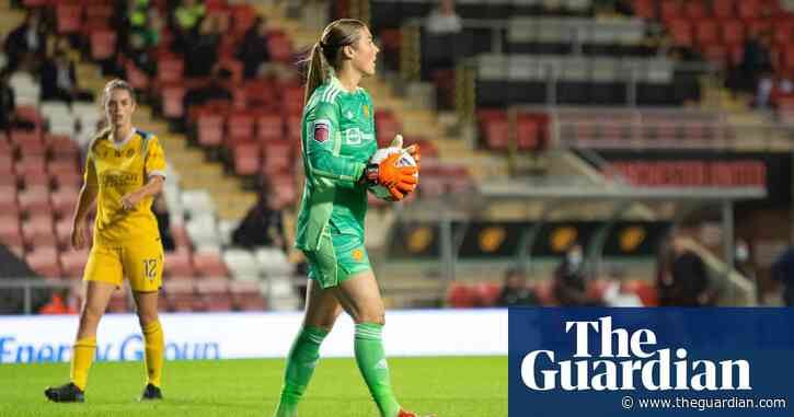 Manchester United's Mary Earps calls England Women recall 'surreal'