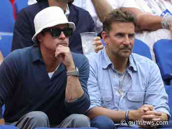 Look! Hollywood celebrities Brad Pitt, Ben Stiller, Bradley Cooper, Rami Malek, Alec Baldwin and Spike Lee watch Daniil Medvedev beat Novak Djokovic in US Open final - Gulf News