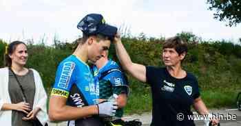 """Niel Meulemans wint laatste rit in Vermarc Cycling Project: """"Het verschil in de sprint was duidelijk"""" - Het Laatste Nieuws"""