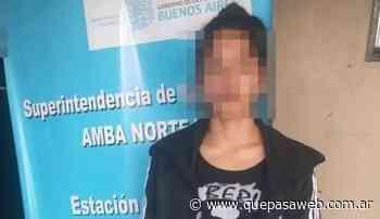 Asesinan por la espalda a un hombre en Tigre y por el hecho detienen a dos hermanas y a un chico de 13 años - Que Pasa Web