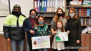 El Municipio de Tigre premió a las ganadoras del concurso Infancias por las Infancia - Últimas Noticias de Zona Norte | NoticiaNorte | Noticias Locales las 24hs - noticianorte