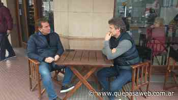 """Santilli con Cernadas en Tigre: """"Los bonaerenses hablaron, esperemos que el gobierno escuche"""" - Que Pasa Web"""