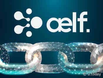 aelf (ELF) Cross-Chain System Addresses Major Industry Bottlenecks; Mainnet Swap Goes Live - U.Today