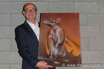 'Ratman' gehuldigd in thuisgemeente Nieuwerkerken