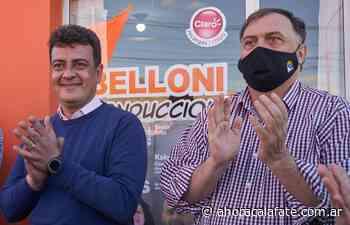 El CALAFATE. Frente de Todos consigue el 50% de los votos. Encuentro Ciudadano se impone en Cambia Santa Cruz - FM Dimensión - El Calafate